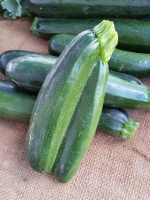 double zucchini